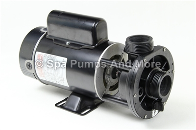 "Waterway Spa Pump 3420620-15 SP-15-2N22CD Aqua-Flo FMCP replacement 2-speed 230V 6.5A Center Discharge 1.5"" CD/CS SP-20-2N22CD, 342062015"