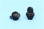Waterway Parts 715-4020 715-4020B Waterway Drain Plugs with O-Rings (2) fits new Spa Flo II, new Center Discharge, and EX2 Pumps TWO plugs