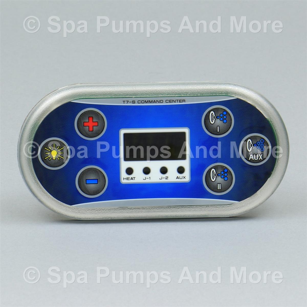 United Spas Hot Tub Heater Control Clt7 C7 Cl C5 C7b