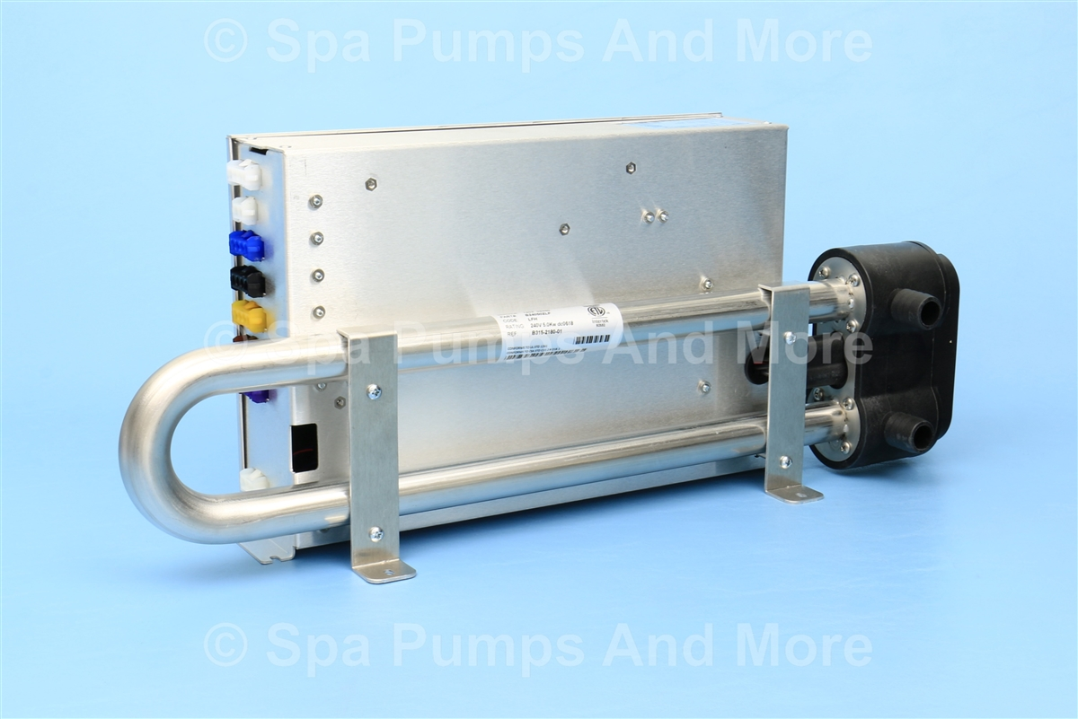 United Spas Hot Tub Heater Control Clt7 C7 Cl C5 C7b