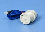 Ultra Jet® Pump E-Switch, TKESWITCH, White color TKESWITCH 5311257, E Switch. Used by European Touch on spa pumps., E Switch, TKE SWITCH E209047