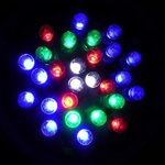 Spa Light LED 12 volt Chromatherapy Bulb 27 LEDs with Selectable Color Changes, LED-27, 1-LED27