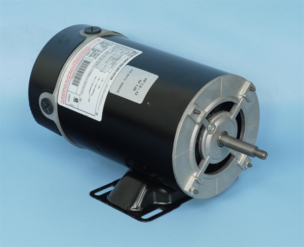 spa pump motor 2 speed century for waterway pumps bn37