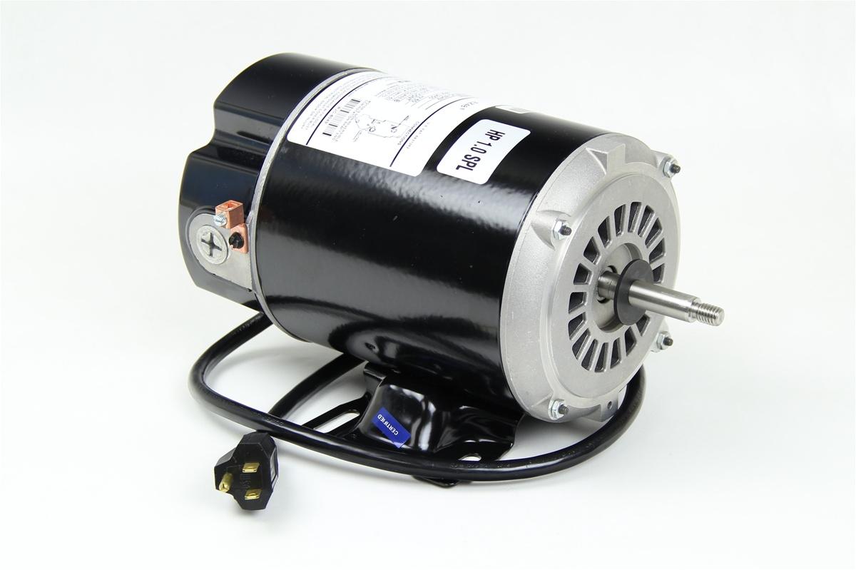 177893 Century motor w/ airswitch & powercord ...
