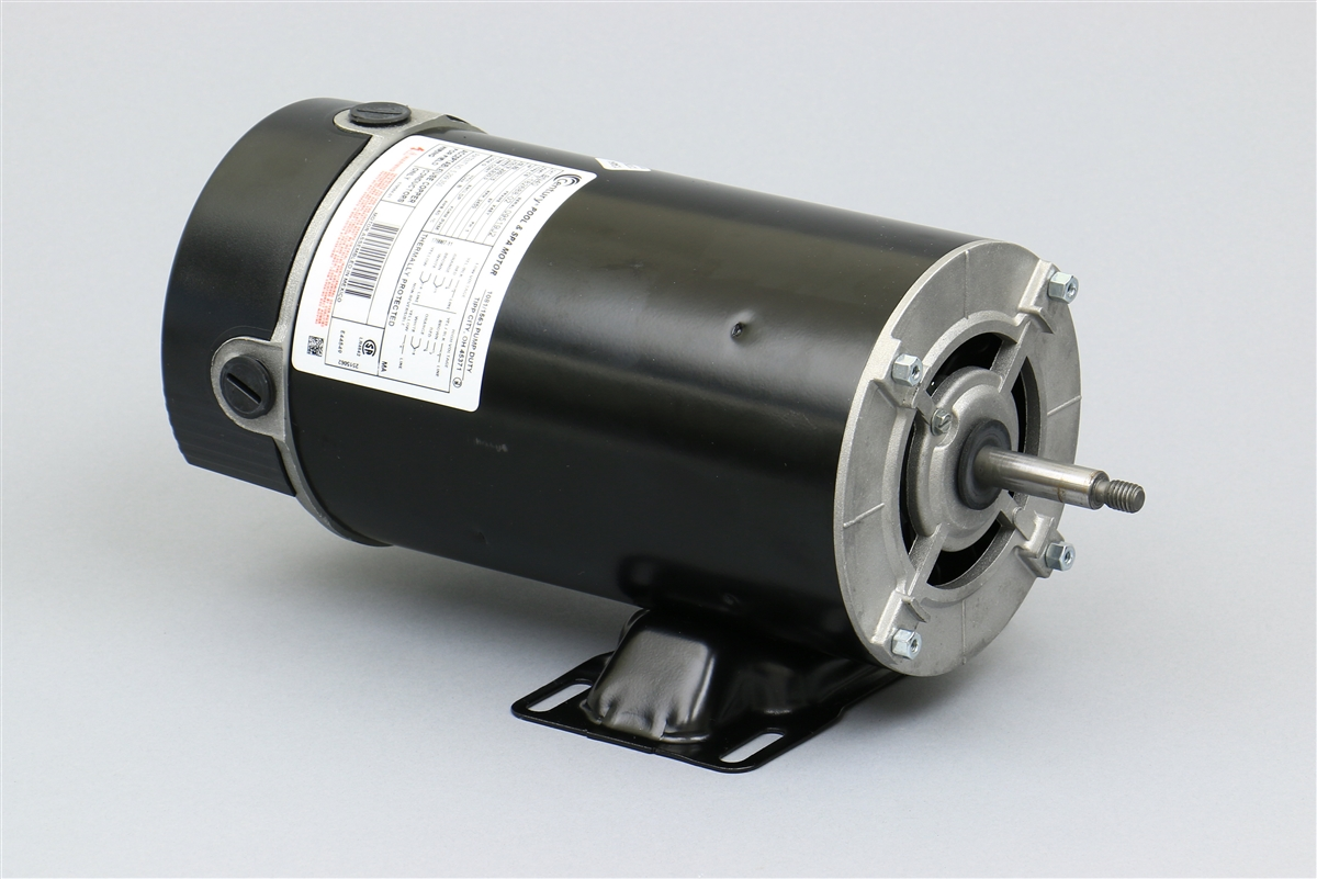 Waterway Spa Pump Motor 2 Speed Century Bn40 7 182688 02