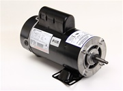 "1speed 230v 12.0A 48Fr Century Motor by A.O. Smith 60Hz 5.6"" Diam. BN41 MTRAOS-186510 12.0A Rating, 3411821-1"