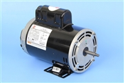 Spa Pump Motor 1 speed 230 volt 12.0 amps 56 frame 6.5 inch diameter A.O. Smith Century, O-187624-01 motor fits