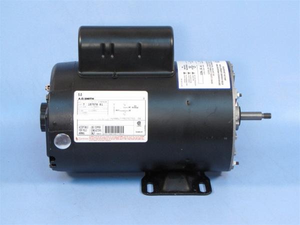 Spa Pump Motor 56fr 1 Speed 230v Mtraos 187970 Century A O
