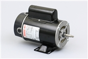 Waterway pump motor