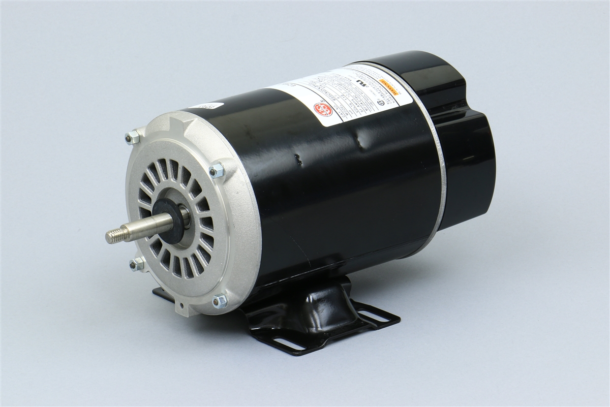 Waterway pump motor century motor 115v 12a one speed 48fr for Spa pumps and motors