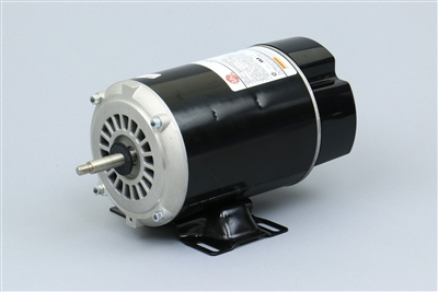 MTR-USEZBN24 Bath Pump Motor 115v 10.0a 1-spd air switch, power cord, 5.6