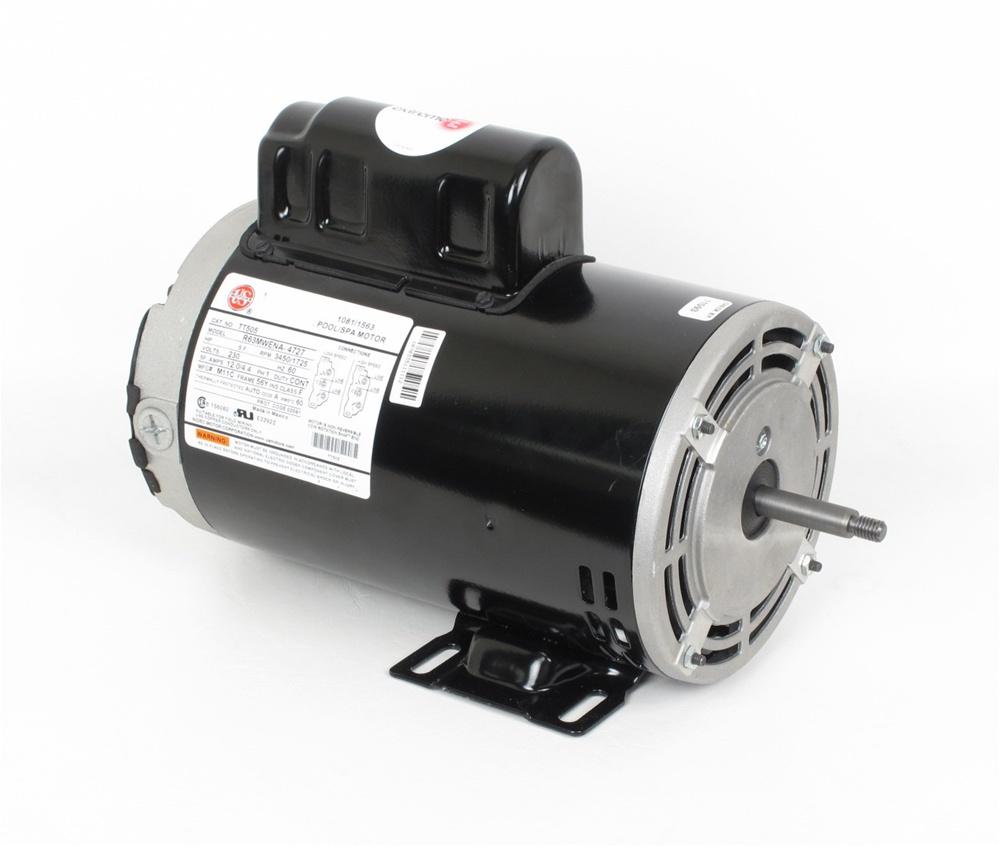 Mtraos 187563 Tt505 Spa Pump Motor 56fr 2 Spd 12a 230v Us