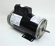 "2 speed 230v 16.4A 56Fr Spa Pump Motor 6.5"" diameter U.S. Motors TT506 R63MWENB-4728, Emerson Spa Motor"