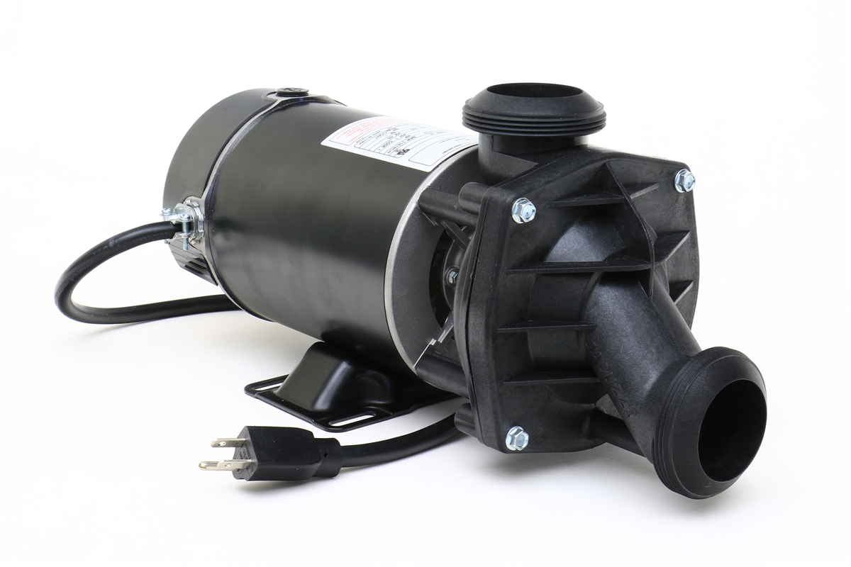 Jacuzzi bath pump j series 115v 12a p110jbcas1512 for Jacuzzi pumps and motors