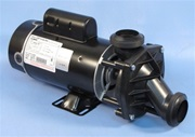 P210JB1524 Jacuzzi Brothers Spa Pump 2-speed 48 frame 230V 5.8A 1hp