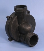 "PUUF Pump PPUF1-15VFTD Volute Front - 1.5"" BS/TD - Fits 598, 798, 1098 Series Pumps 0.5 to 2.0 HP"