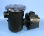 Waterway Pump for pools and spas 310-5400 Trap & 310-1140 PW15CD15 Wet End