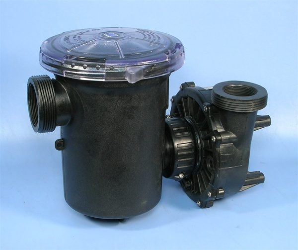 Waterway Pool Pump With Leaf Trap 310 6600 Trap Amp 310