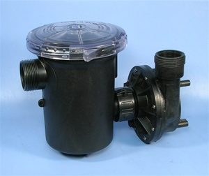 Waterway Pool Pump With Leaf Trap Wet End 310 5400 Trap