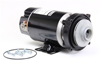 PUUF1003MF Softub Pump 1HP 115V 1-speed AIR COOLED MOTOR