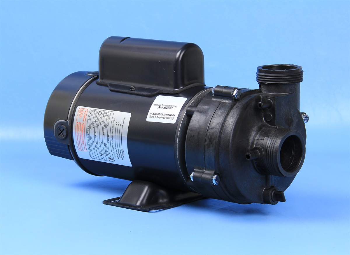 Puuls215138grh 1014217 1014218 puuls215138h 11 12a 115v 2 for Jet motor pumps price