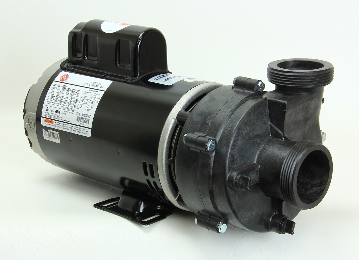 Spa Pump Replacement For Puums2602582f 1016184
