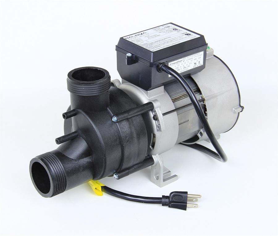 Puutscas1098pr Ultra Jet 174 Bath Pump 9 0a 1 0 Hp 115 Volt Single Speed 1 5 Quot Cd Bs Air Switch Cord