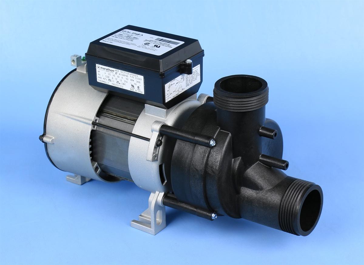 Puutscas2098pr Power Wowtm Bath Pump 1011126