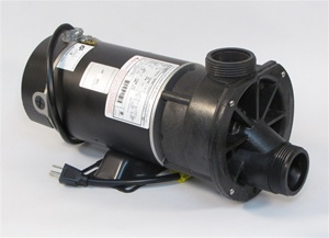 PUJBCAS1598 Pump, Bath, by Waterway, powercord, 17A, 115v, PUWBCAS1598