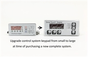 Upgrade Small Topside to Large Topside when buying a new ACC spa control system