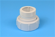 "spa pump union adapter 2 inch pump to 1.5"" system"