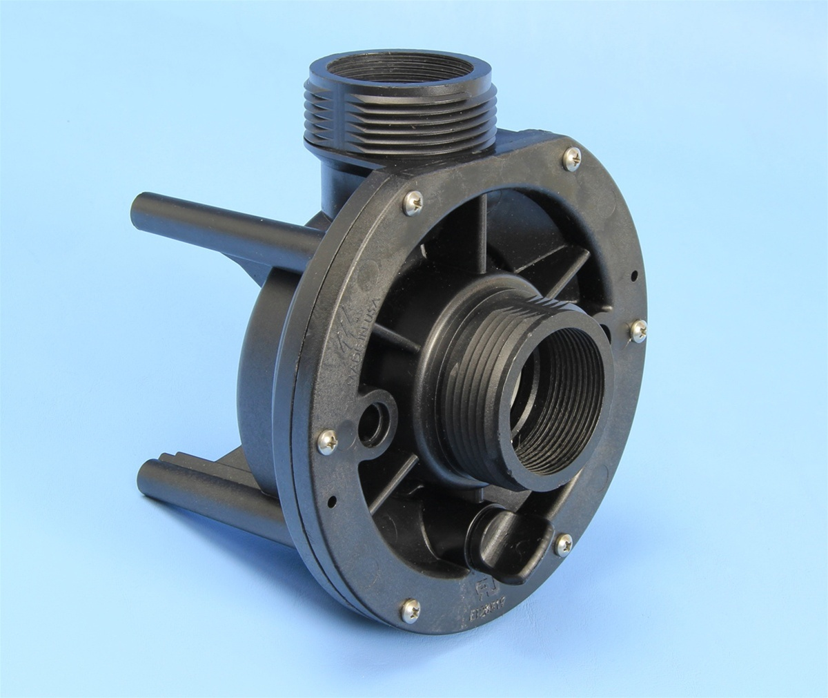 Waterway Pump Parts 310 1140 3101140 Wet End For Center