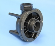 Waterway Pump Parts 310-1141 3101141 Wet End for Center Discharge Series 48 frame pumps rated 115V/20amps 230V/8.5-10.5 amps 1-1/2