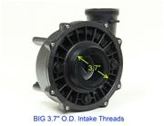 Waterway Pump Parts 310-1510 3101510 Wet End for Executive Series 56