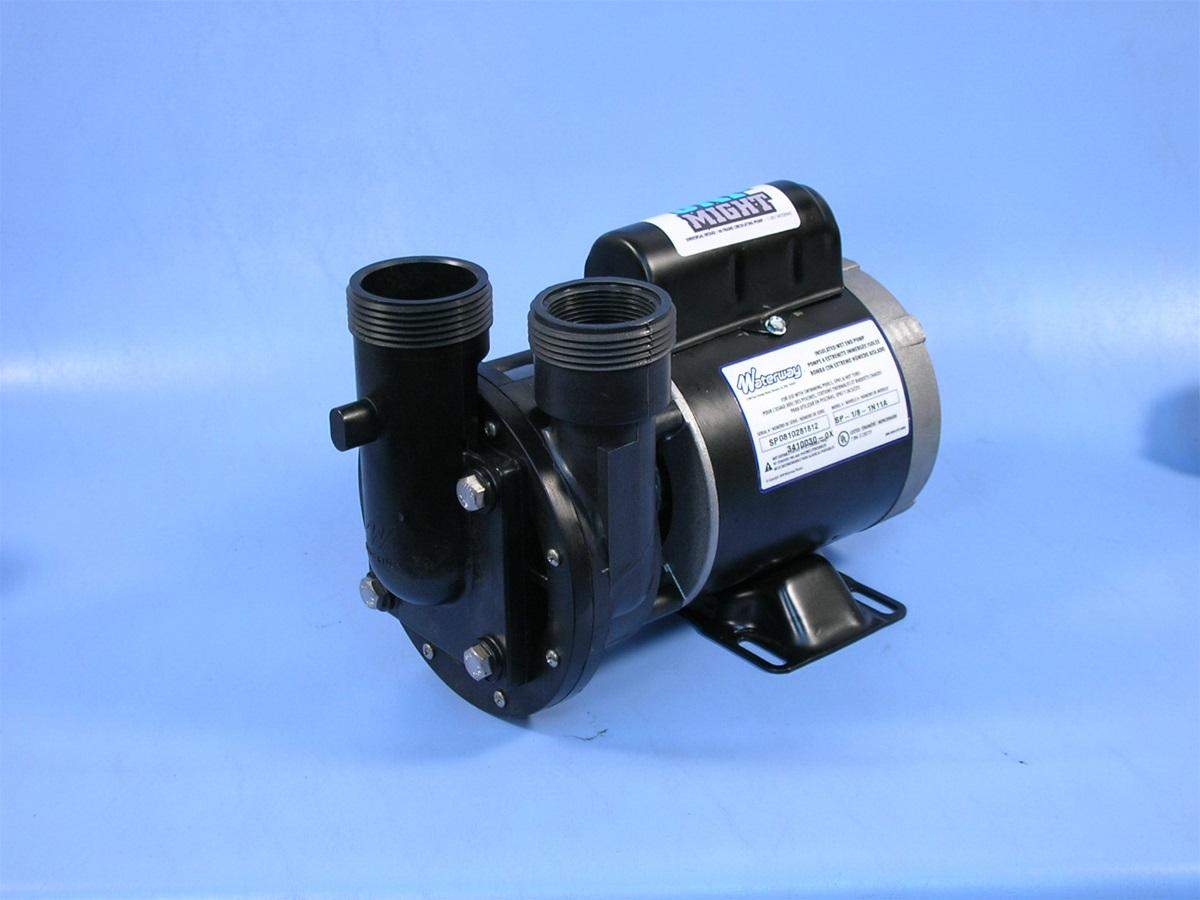 Waterway Circ Pump Uni Might 3410020 0x Aqua Flo