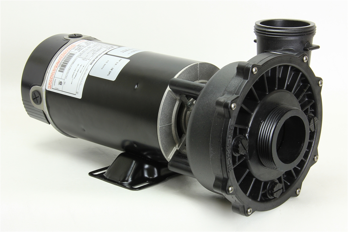 Waterway Spa Pump Executive Pf 20 1n12c4 3410830 1a