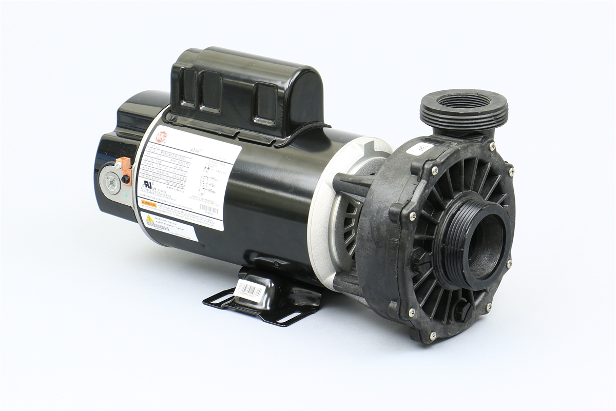 Waterway Spa Pump Hi Flo 48 Series 3420610 10 Sd 15 2n11cd