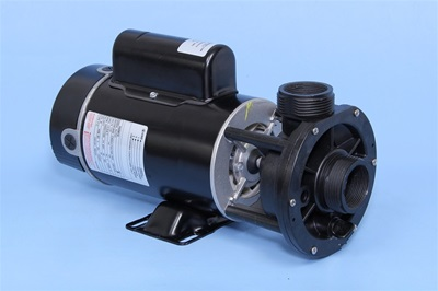 342061015, Waterway Spa Pump SP-15-2N11CD 3420610-15 Center Discharge 48 Series Aqua-Flo FMCP replacement, Flomaster CP, P215CD1512, 311-1110, E128519