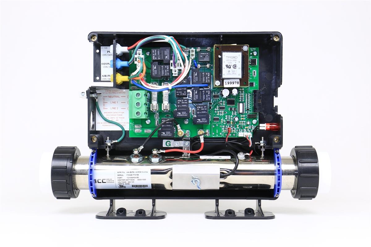 ePack-European-3  Wire Hot Tub Wiring Diagram on