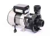 "02010422-5 Spa Pump 1-speed, 115V 9A FMHP 02010000-1010 Side Discharge 1.5"" SD/CS Aqua-Flo replacement, Lifesmart 77406"