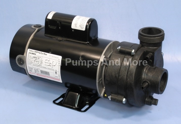 Pump 1014034 Spa Pump Replacement 1 5hp 115v 11 9a 1 Speed