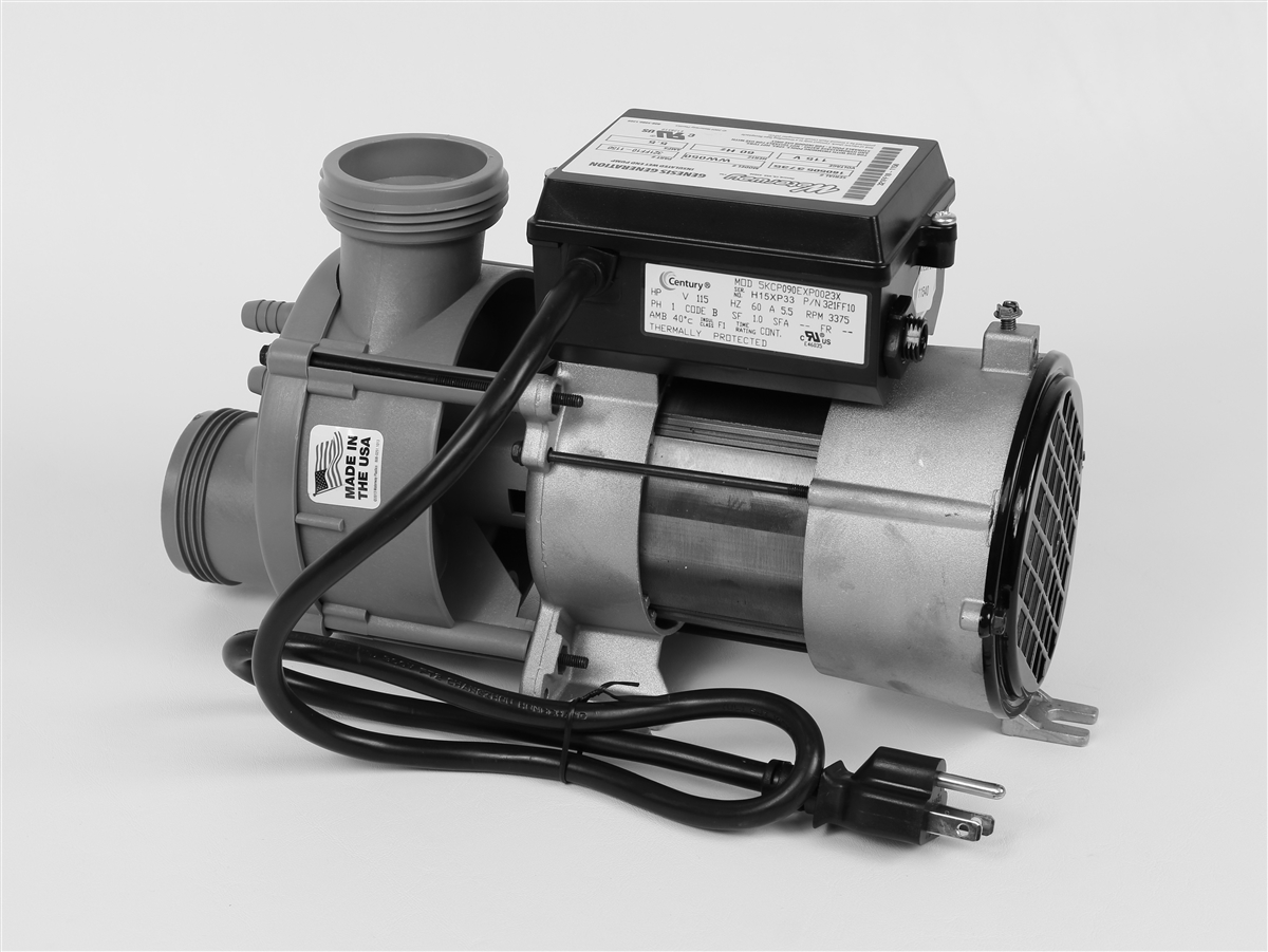 Bath Pump Waterway Genesis Generation Ww050 321ff10