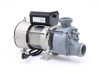 Bath pump waterway genesis generation 321jf10 1150 for Replacement hot tub motor pump
