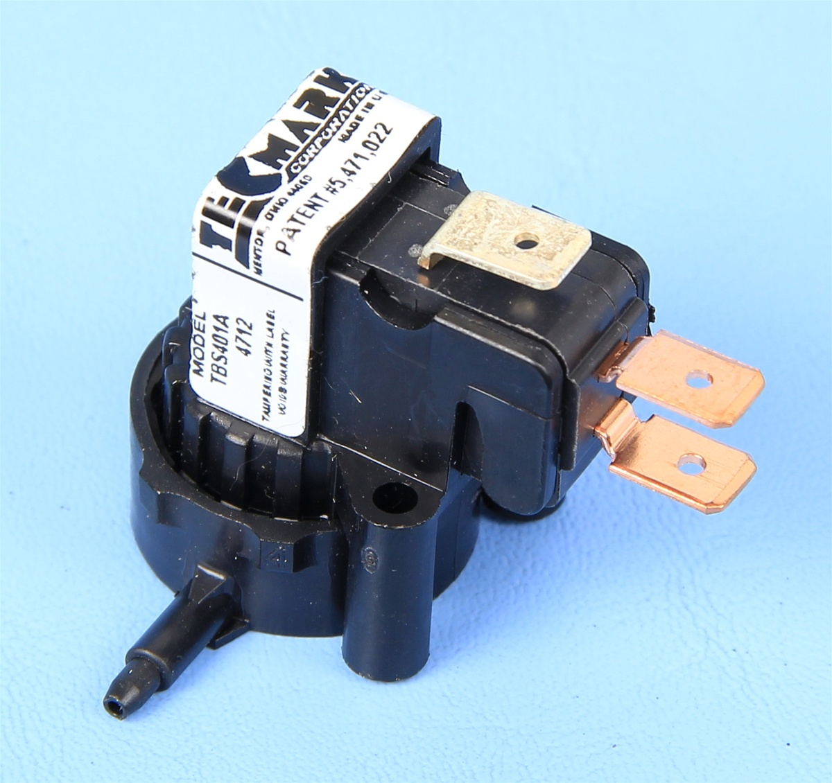 Air Switch For Jetted Tub : Air switch side spout airswitch afo u tecmark