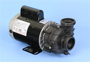 "DJAYGB-0055A 2 Spd 230V Spa Pump 10.0A Dura Jet Spa Pump 56F 2"" 3.1"" threaded connections 6.5"" diameter motor"