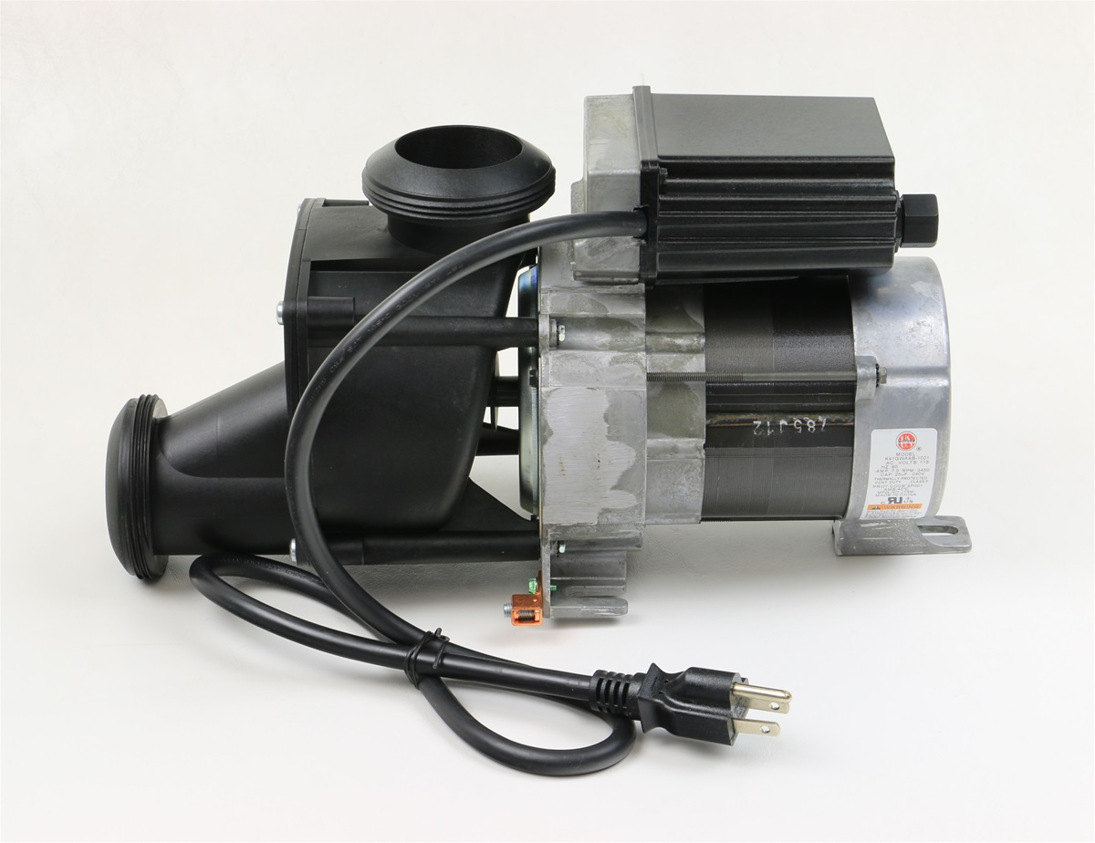Jacuzzi HB21000 1 speed 115v 7.0 amp Jacuzzi whirlpool bath tub pump ...