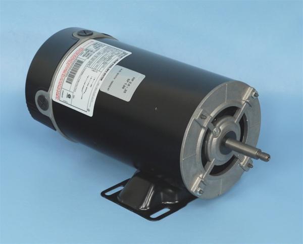 Waterway Pump Motor Century Bn51 7 182477 02