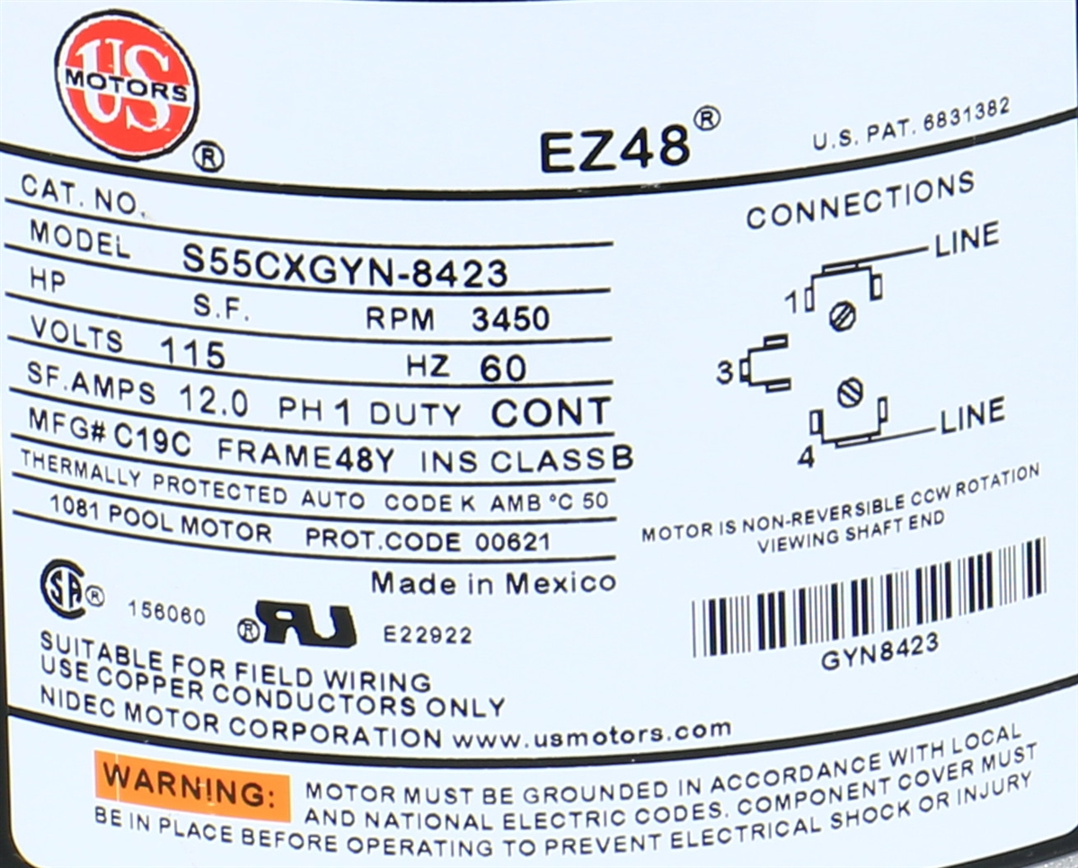1110014 further Baldor 2 Hp Single Phase Motor Wiring Diagram additionally Wiring Diagram For 115 230 Motor With Numbered Wiring as well 220v Hot Tub Wiring Diagram furthermore B2854 Ao Smith 15 Hp Centurion Spa Pump 230115 Vac 3450 Rpm 56y Frame Square Flange Threaded. on pool pump 230 volt wiring diagram