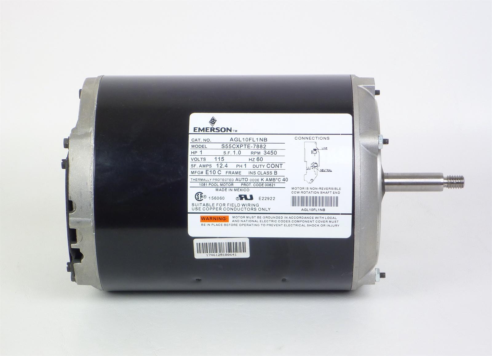 Softub motor for softub pump mtrem 6497 soft tub 1114015 agl10fl1nb - Soft tube whirlpool ...