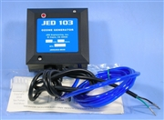 JED 103 Spa Ozonator Ozone Generator with cord & AMP plug, JED103, JED103 Ozonator, Spa Ozone Generator, Ozonator, Hot Tub Ozone, JED 103, JED 103 Ozonator, JED103